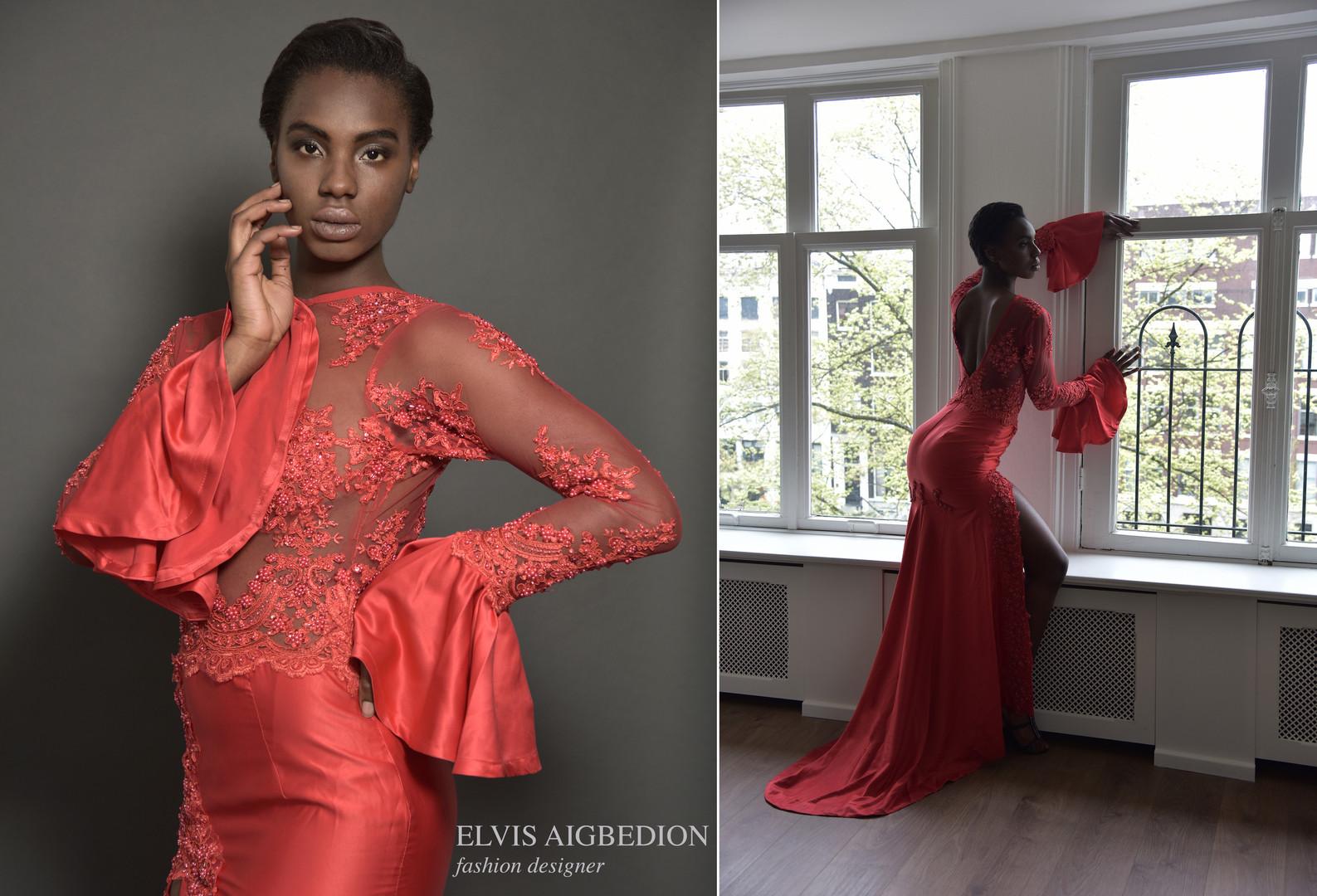 Elvis Aigbedion - Womenswear