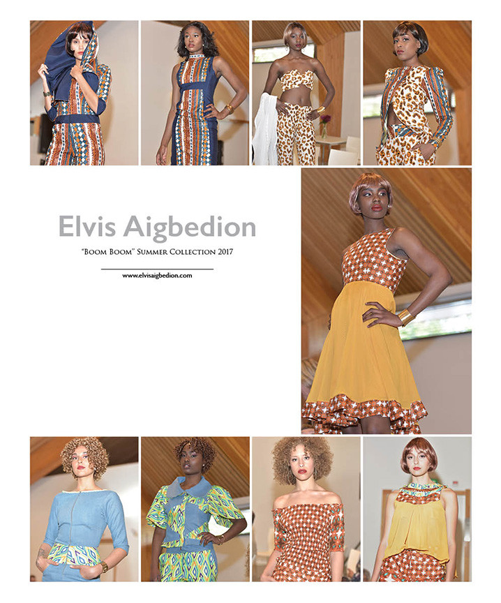 Elvis Aigbedion Womenswear