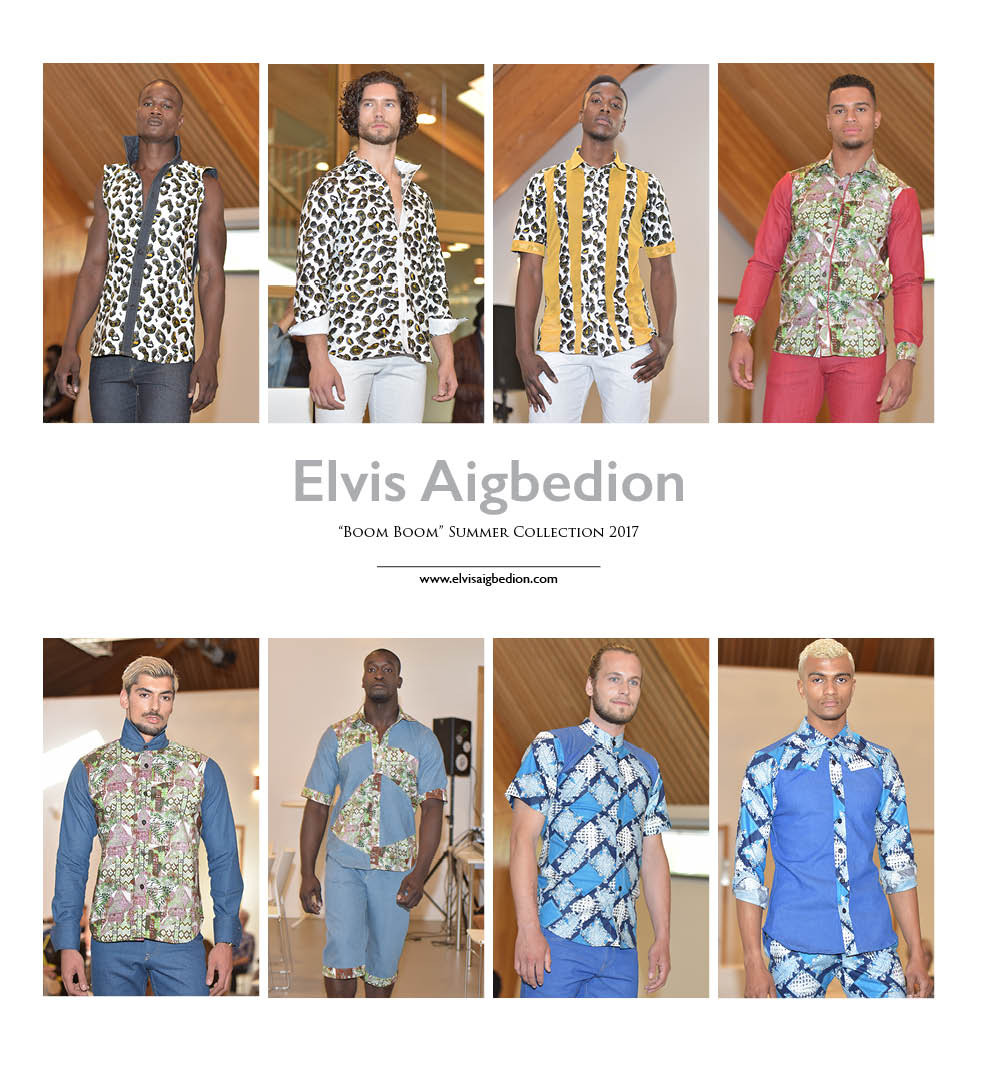 Elvis Aigbedion Menswear