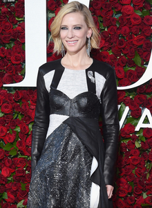 Cate Blanchett - 70th Annual Tony Awards