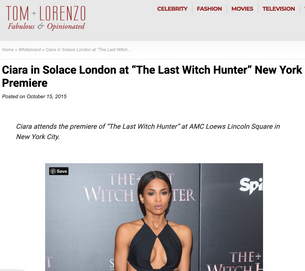 Ciara: The Last Witch Hunter