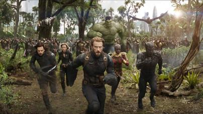 Vingadores: Guerra Infinita (2018), de Anthony e Joe Russo