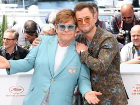 """Cannes 2019: Elton John brilha com a estreia do musical """"Rocketman"""""""