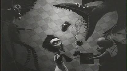 Sessão Curtas: o surreal de Tim Burton e Christopher Nolan