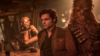 Han Solo: Uma História Star Wars (2018), de Ron Howard