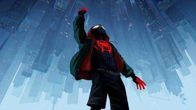 Homem-Aranha no Aranhaverso (2018), de Peter Ramsey, Bob Persichetti e Rodney Rothman