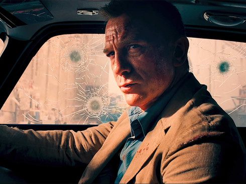 007 - Sem Tempo para Morrer: o escape em círculos