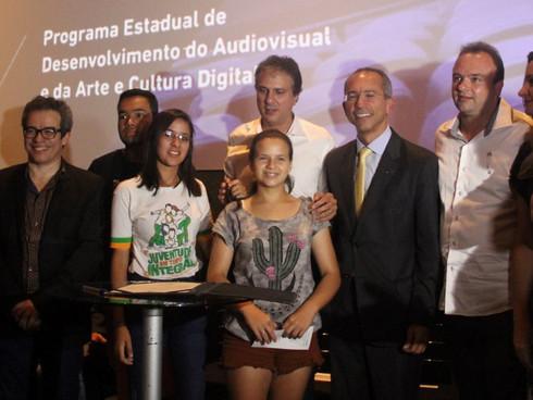 Ceará Filmes: um projeto bom de promessa
