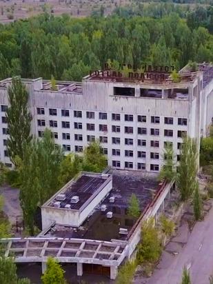 Stalking Chernobyl: cultura da tragédia