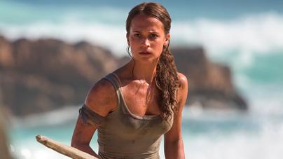 Tomb Raider: A Origem (2018), de Roar Uthaug