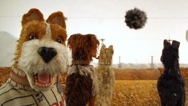 Ilha dos Cachorros (2018), de Wes Anderson