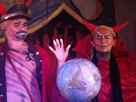 Os Pobres Diabos: a esperança teatral