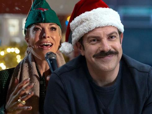 No mundo de Ted Lasso existe Papai Noel
