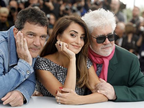 Cannes 2019: Pedro Almodóvar apaixona o público outra vez