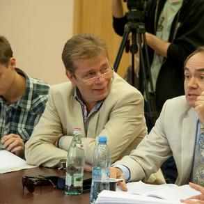 Александр Бобровский, Виктор Гордеев
