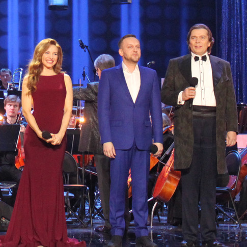 Екатерина Гусева, Евгений Вальц, Александр Бобровский