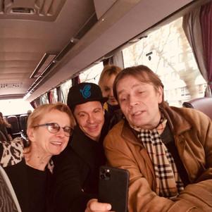 Лариса Кузнецова, Павел Деревянко, Александр Бобровский
