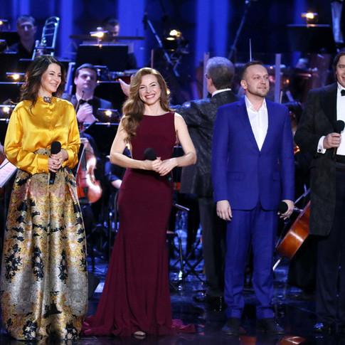 Валерий Ярёменко, Евгения Крюкова, Екатерина Гусева, Евгений Вальц, Александр Бобровский