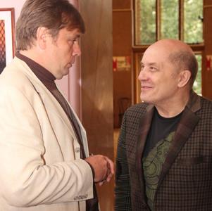 Александр Бобровский, Александр Филиппенко