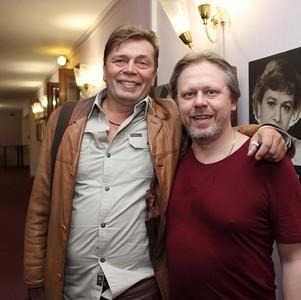 Александр Бобровский, Олег Кузнецов