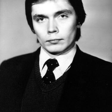 Александр Бобровский - студент