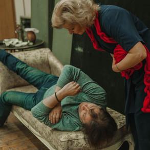 Александр Бобровский, Марина Кондратьева