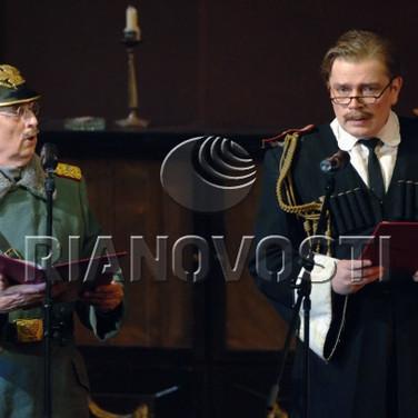 Анатолий Адоскин, Александр Бобровский