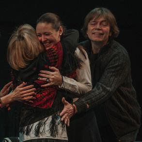 Ирина Климова, Анна Гарнова, Александр Бобровский
