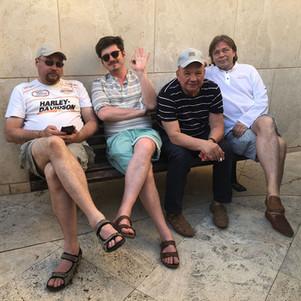 Сергей Рыбаков, Владислав Боковин, Владимир Горюшин, Александр Бобровский