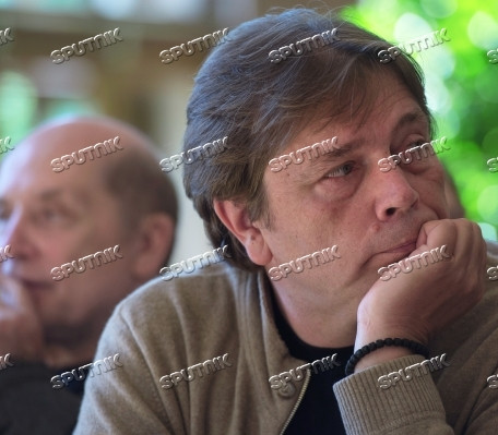 Александр Бобровский. Пресс-конференция А.С.Кончаловского 13 мая 2016 года