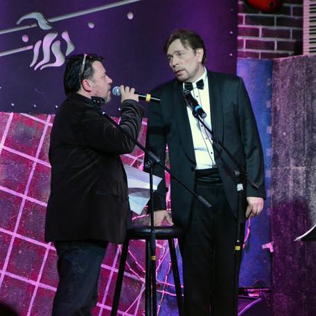 "Александр Бобровский в проекте ""АРТмосфера"""