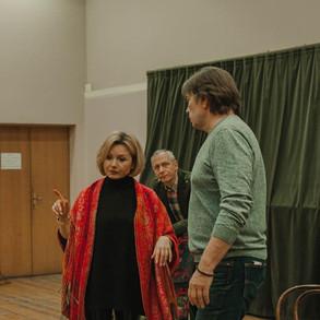 Ирина Климова, Андрей Межулис, Александр Бобровский