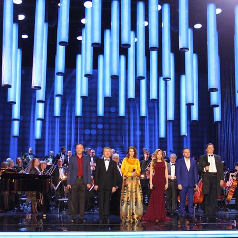 Андрей Межулис, Валерий Ярёменко, Евгения Крюкова, Екатерина Гусева, Евгений Вальц, Александр Бобровский