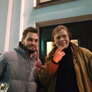 Александр Емельянов, Александр Бобровский