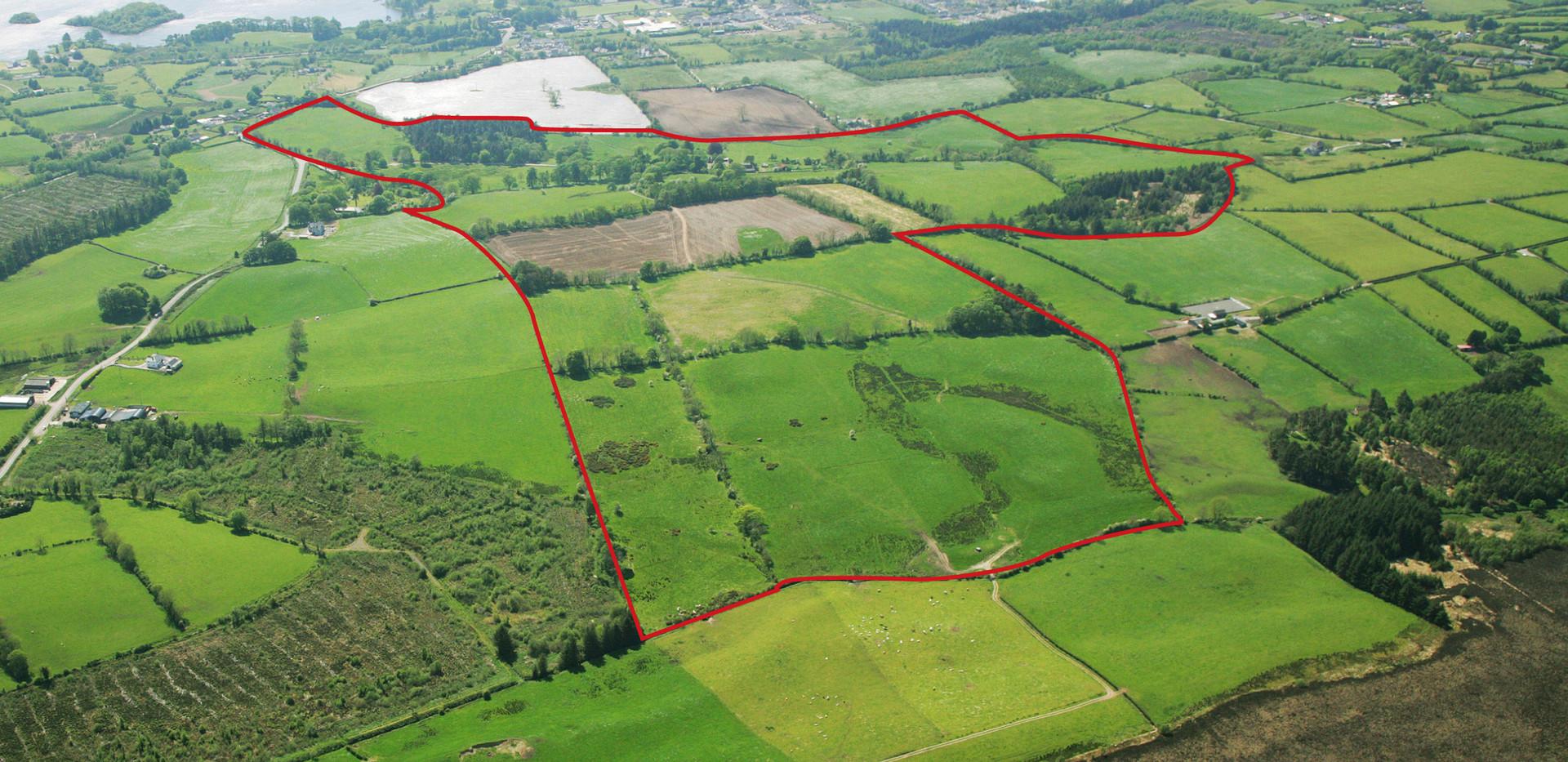 Aerial Land Photos