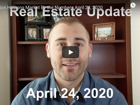 Dayton Housing Market By the Numbers April 24, 2020