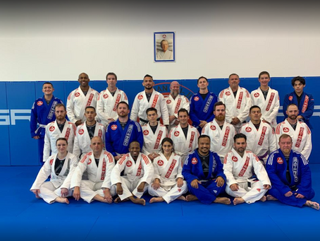 Brazilian Jiu-Jitsu Comes to McKinney's Stonebridge Village