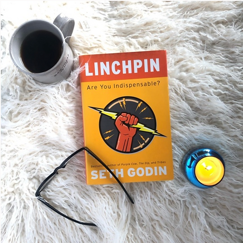 Linchpin: How to Be Indispensable, Author Seth Godin