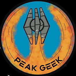 Peak Geek Podcast Logo