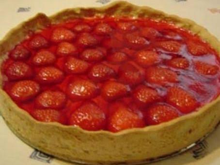 Torta de Morango Fácil 🍓🍓🍰🍰