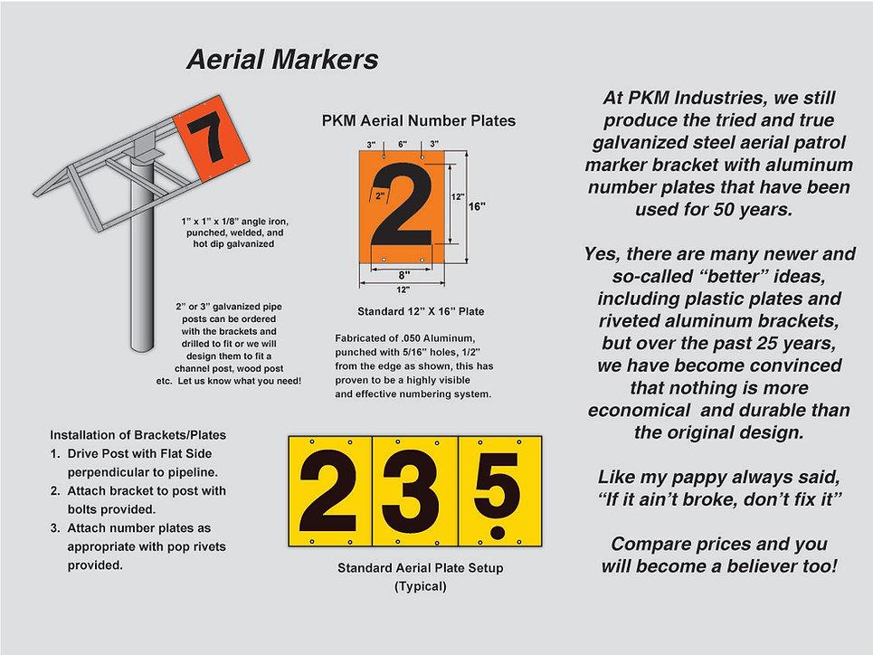 Aeria Patrol Markers