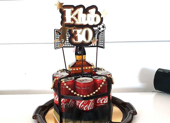 Torta od pića - 1 kat
