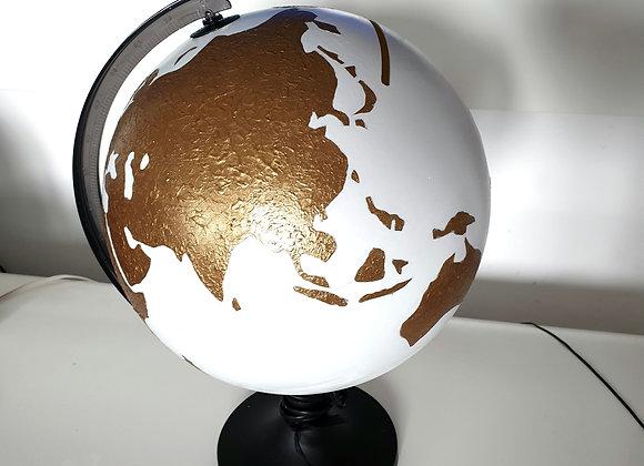 Globus knjiga gostiju i kutija za omotnice