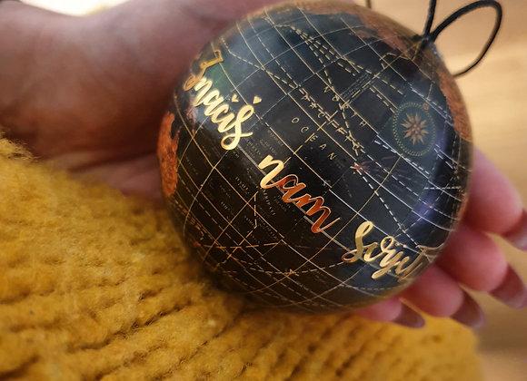 Kuglica okruglica Globus