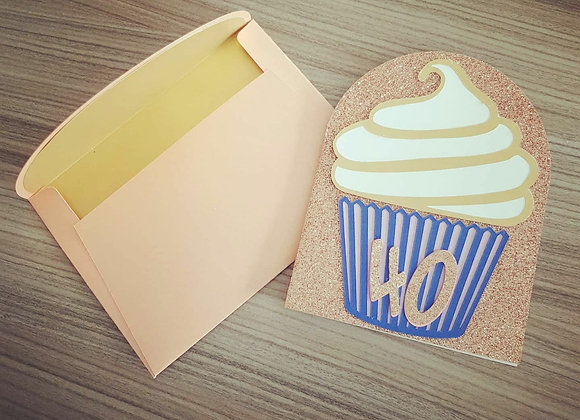 Čestitka Cupcake