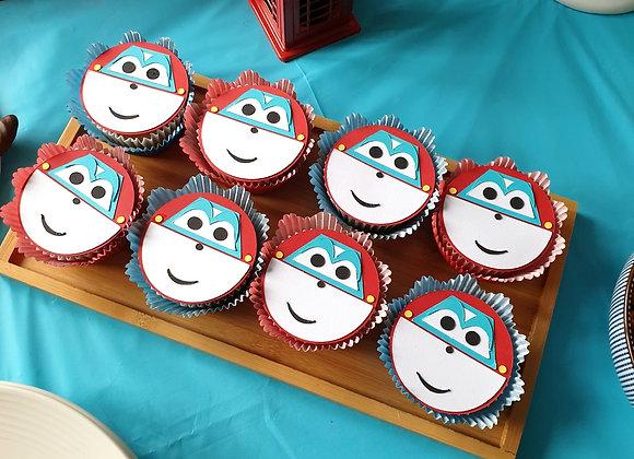 Pokrivke za muffine