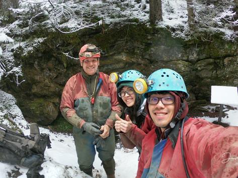 [加拿大旅遊]   探索自然形成的美麗地下城,一起玩翻鐘乳石世界 | Nelson秋季自駕遊Day3