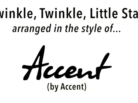 Accent - Twinkle, Twinkle