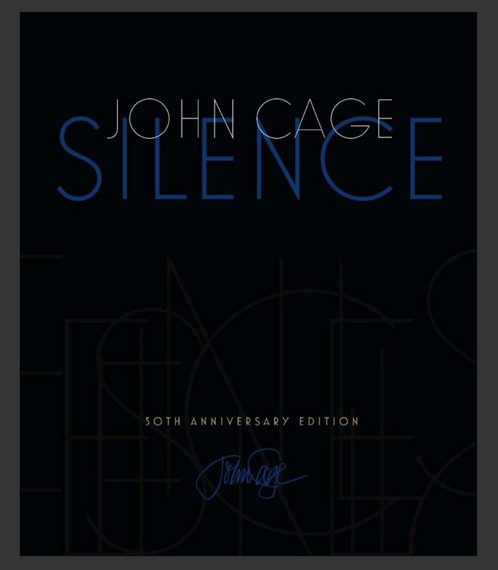 John Cage Silence