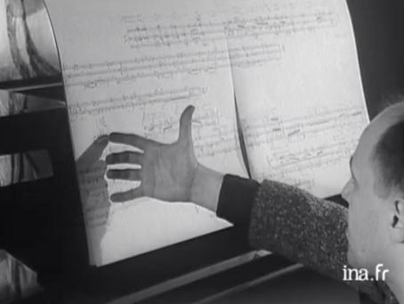 Pierre Boulez  - Sonata 3 - Comentario